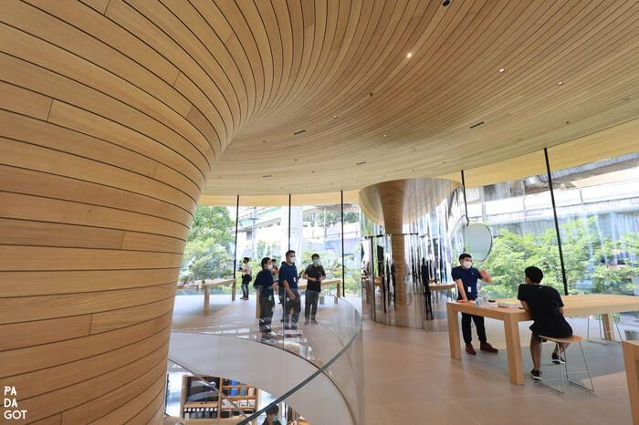 Cận cảnh Apple Store thứ 2 tại Thái Lan vừa khai trương: Không có gì để nói ngoài từ 'chất'! Ảnh 5