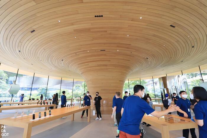 Cận cảnh Apple Store thứ 2 tại Thái Lan vừa khai trương: Không có gì để nói ngoài từ 'chất'! Ảnh 4