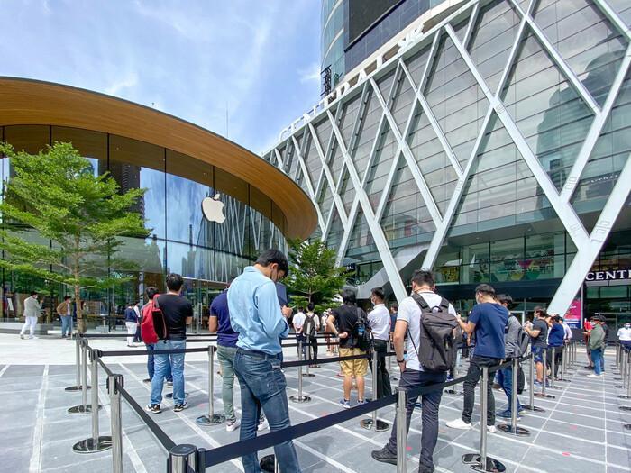 Cận cảnh Apple Store thứ 2 tại Thái Lan vừa khai trương: Không có gì để nói ngoài từ 'chất'! Ảnh 2