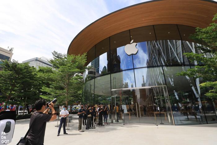 Cận cảnh Apple Store thứ 2 tại Thái Lan vừa khai trương: Không có gì để nói ngoài từ 'chất'! Ảnh 3