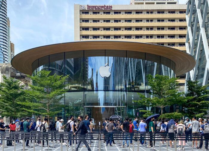 Cận cảnh Apple Store thứ 2 tại Thái Lan vừa khai trương: Không có gì để nói ngoài từ 'chất'! Ảnh 11