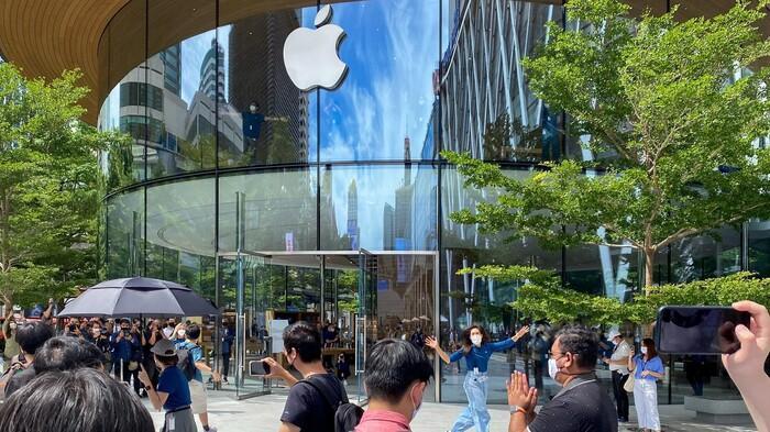 Cận cảnh Apple Store thứ 2 tại Thái Lan vừa khai trương: Không có gì để nói ngoài từ 'chất'! Ảnh 1