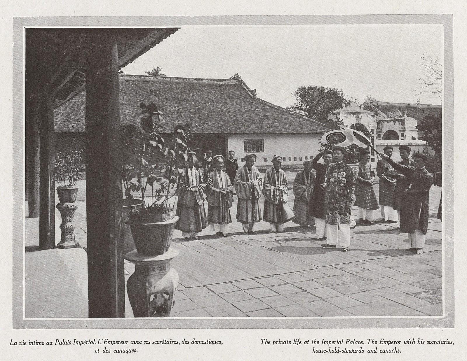 Ảnh cực quý về Hoàng thành Huế năm 1919 Ảnh 14