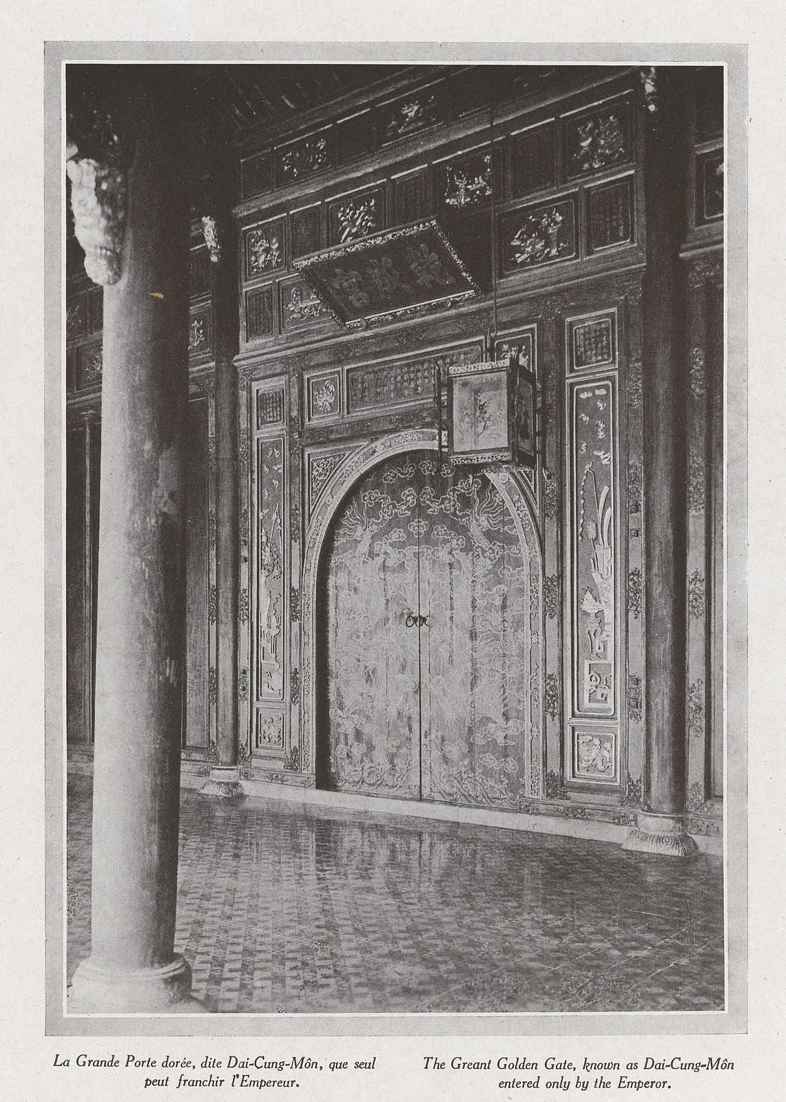 Ảnh cực quý về Hoàng thành Huế năm 1919 Ảnh 5