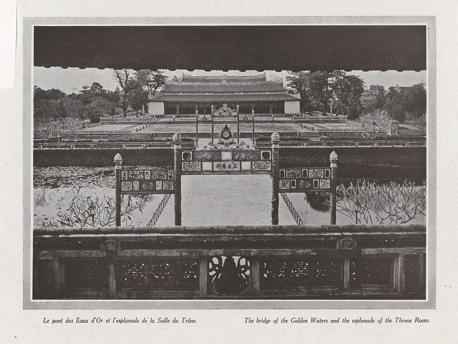 Ảnh cực quý về Hoàng thành Huế năm 1919 Ảnh 2
