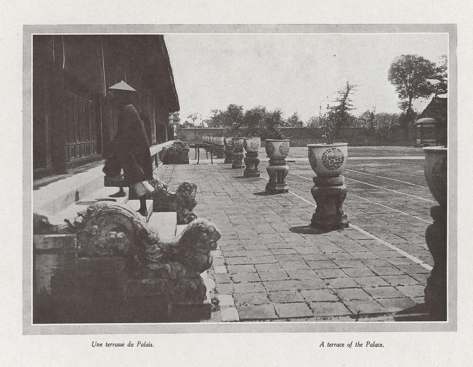Ảnh cực quý về Hoàng thành Huế năm 1919 Ảnh 9