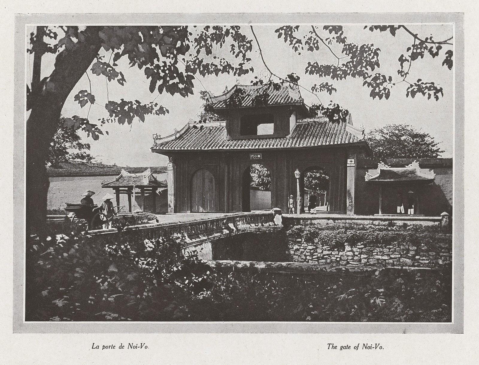 Ảnh cực quý về Hoàng thành Huế năm 1919 Ảnh 11