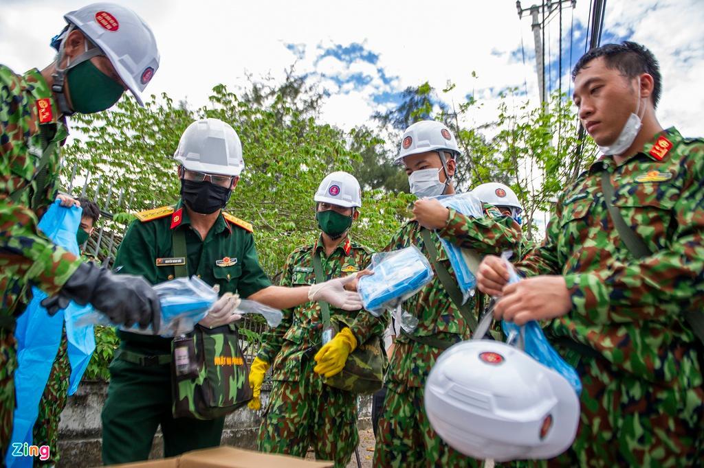 7 xe chuyên dụng trong đợt phun hóa chất quy mô lớn nhất tại Đà Nẵng Ảnh 3