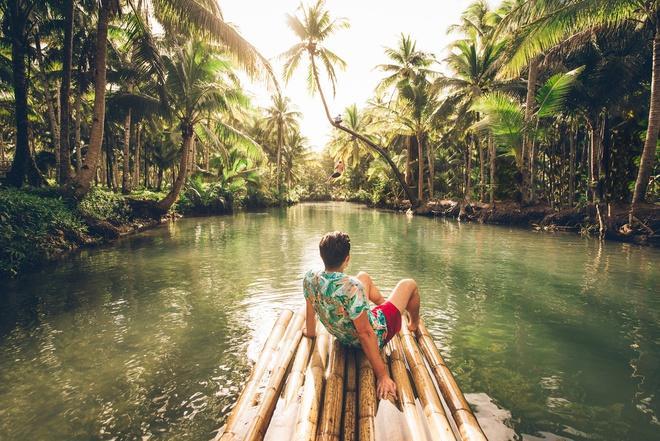 Đường xuyên rừng dừa hút khách vì thẳng như kẻ chỉ Ảnh 11