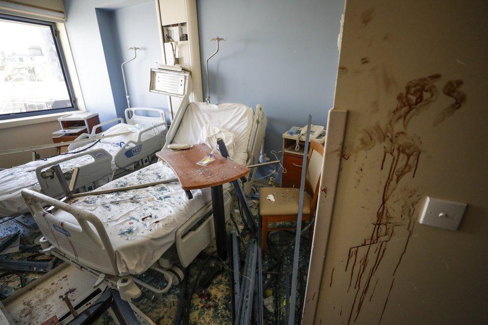 'Thi thể ở khắp nơi' - tấn bi kịch bất tận của người Lebanon Ảnh 3