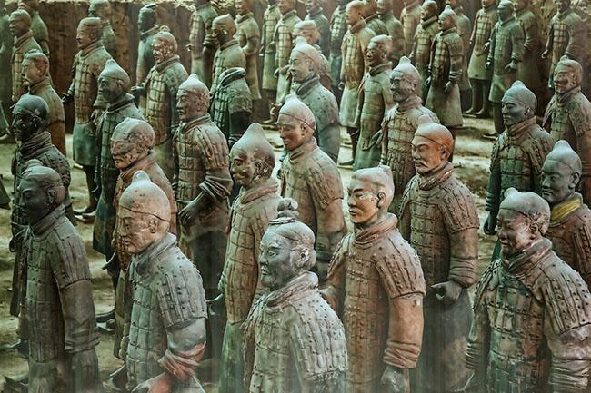 Du khách ngẩn ngơ trước những lăng mộ cổ đẹp và ấn tượng nhất thế giới Ảnh 7