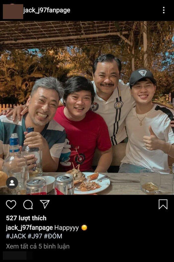 Jack tiếp tục 'bắt tay' đạo diễn Nguyễn Quang Dũng trong MV sắp ra mắt? Ảnh 1