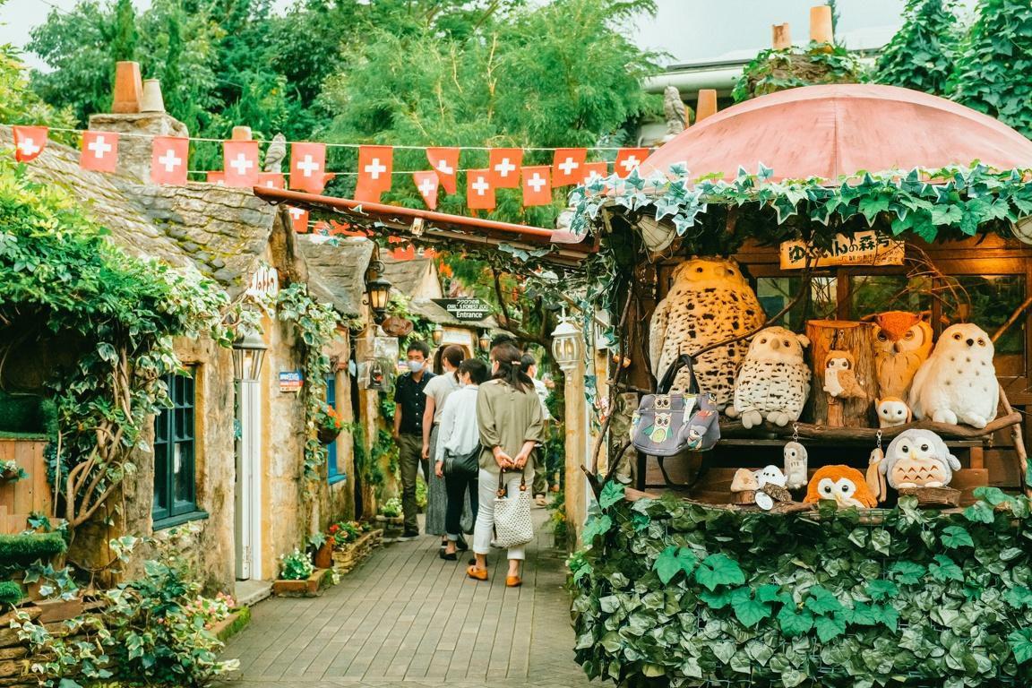 Yufuin, ngôi làng cổ tích ở Nhật Bản Ảnh 1