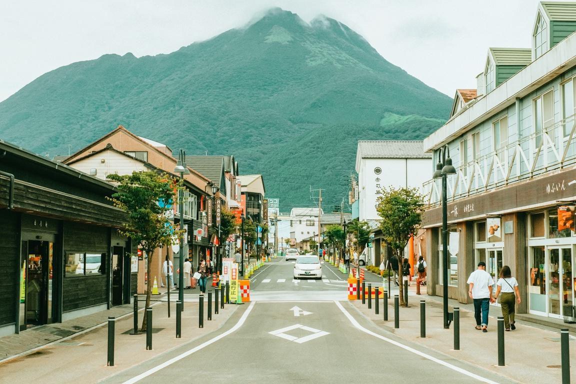 Yufuin, ngôi làng cổ tích ở Nhật Bản Ảnh 4