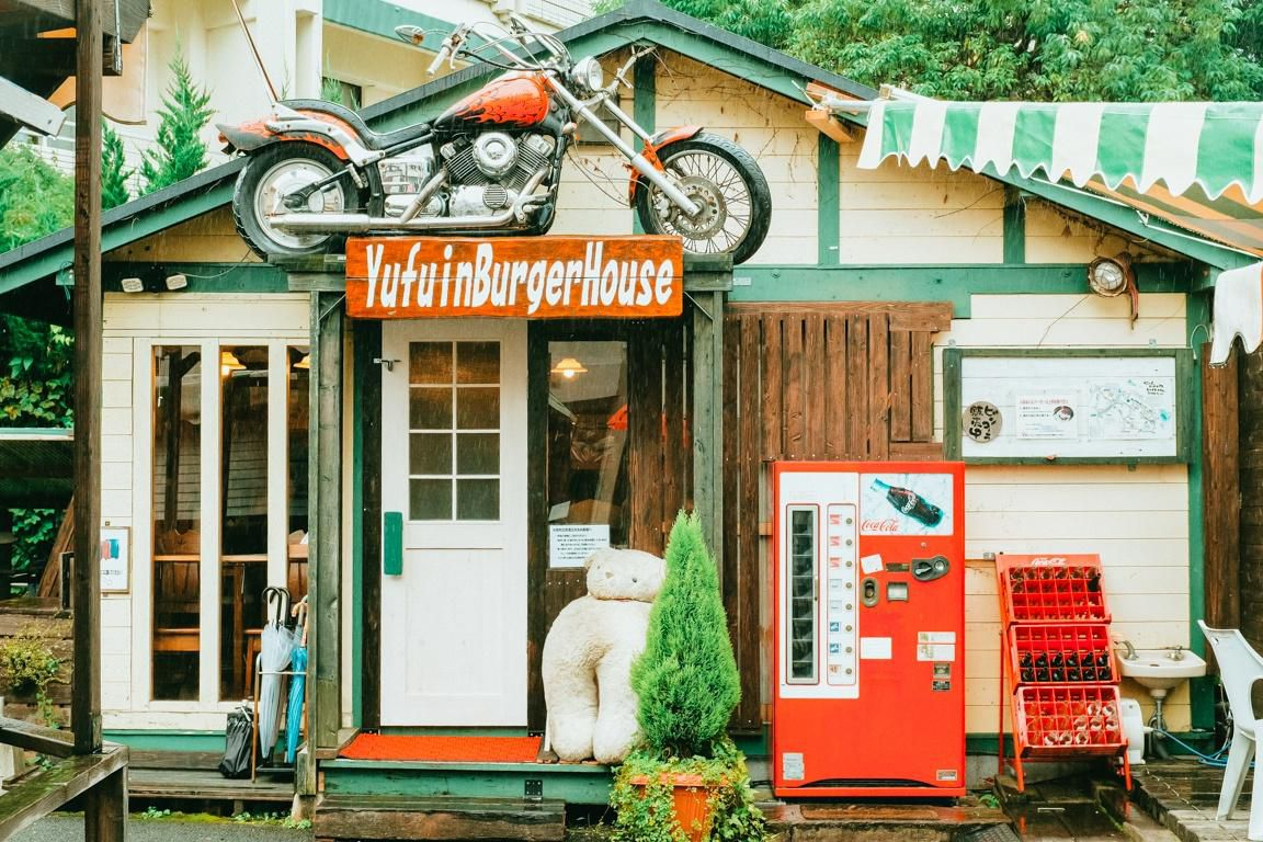 Yufuin, ngôi làng cổ tích ở Nhật Bản Ảnh 8