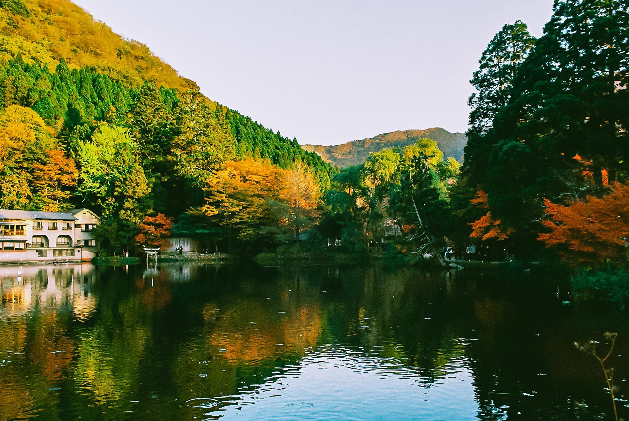 Yufuin, ngôi làng cổ tích ở Nhật Bản Ảnh 17