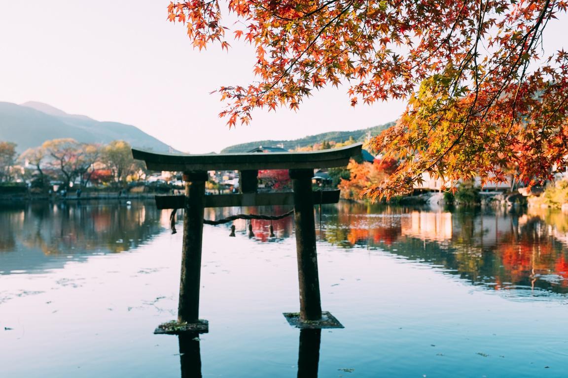 Yufuin, ngôi làng cổ tích ở Nhật Bản Ảnh 27