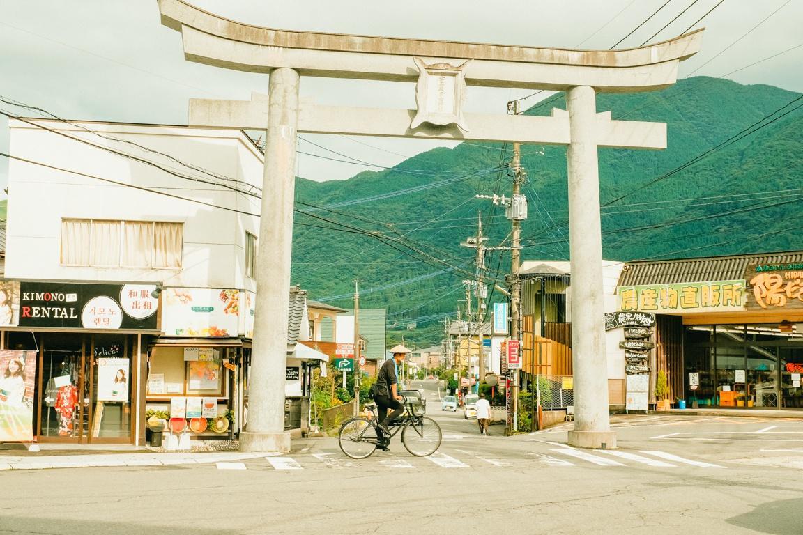 Yufuin, ngôi làng cổ tích ở Nhật Bản Ảnh 3