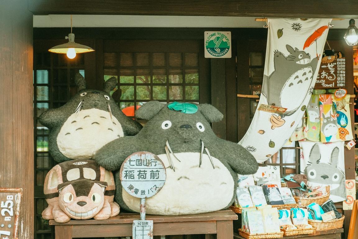 Yufuin, ngôi làng cổ tích ở Nhật Bản Ảnh 7