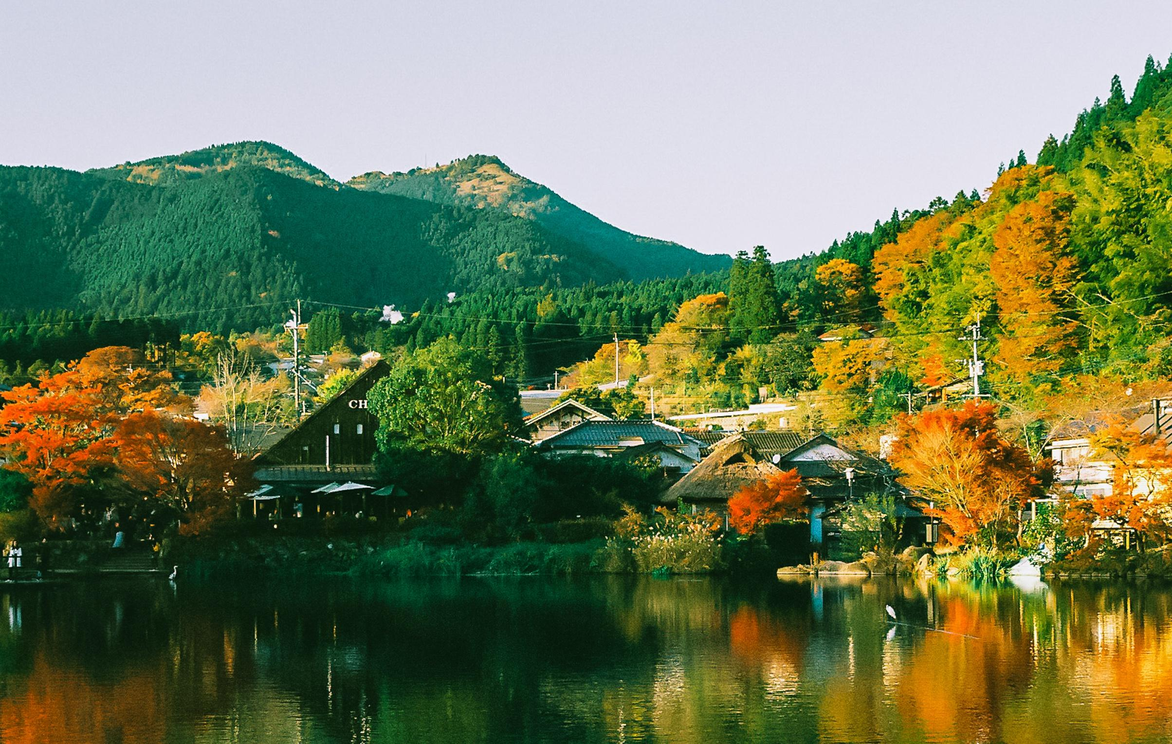 Yufuin, ngôi làng cổ tích ở Nhật Bản Ảnh 18