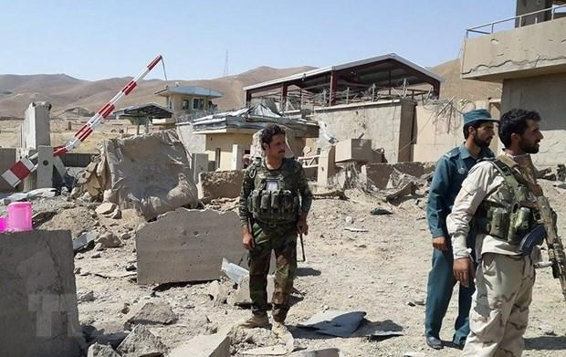 Afghanistan: Nổ lớn gây thương vong ở thủ đô Kabul Ảnh 1