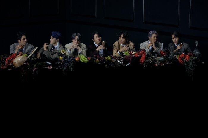 BTS tung ảnh teaser mới: Phong cách tối giản hay thiếu đầu tư? Ảnh 9