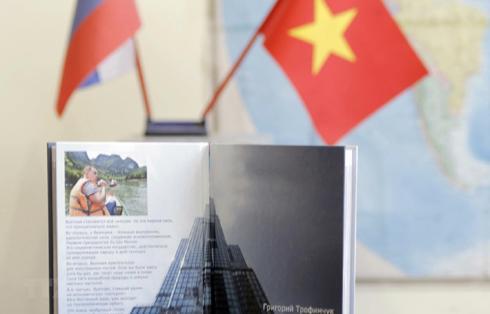 'Việt Nam cất cánh' - cuốn sách tô thắm tình hữu nghị Việt Nam-Nga Ảnh 2