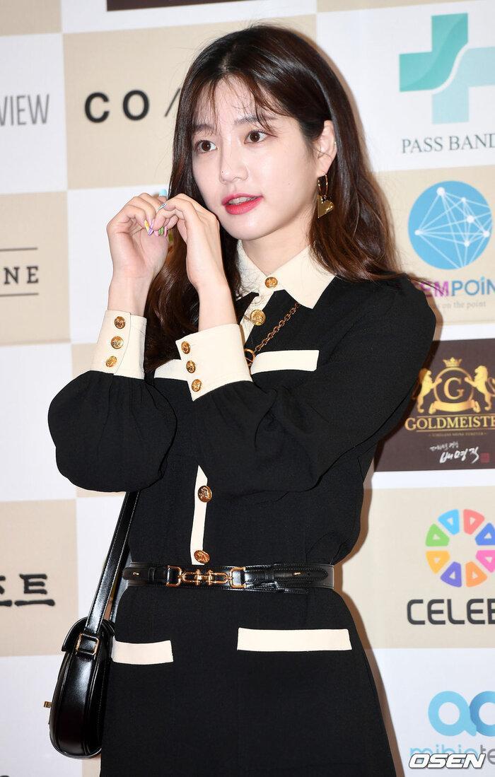 Lễ trao giải 'VHNT 2020': JooE mập lên, Nancy xồ xề như phụ nữ U30 bị Phạm Băng Băng Hàn Quốc áp đảo Ảnh 2