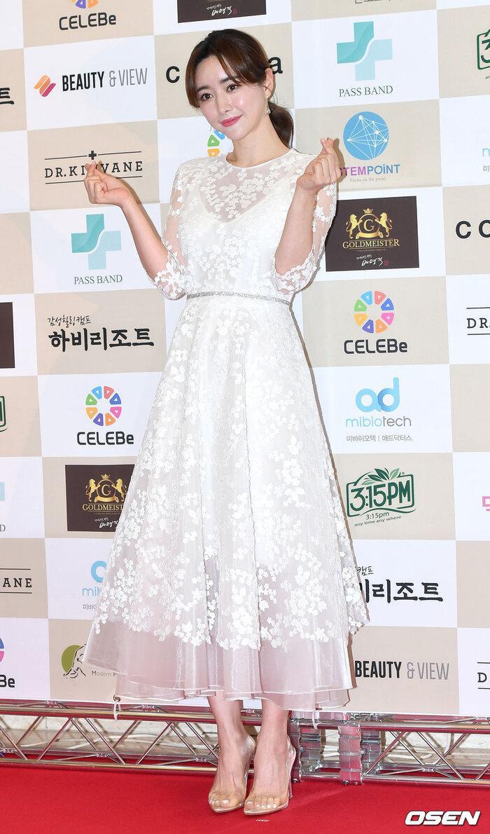 Lễ trao giải 'VHNT 2020': JooE mập lên, Nancy xồ xề như phụ nữ U30 bị Phạm Băng Băng Hàn Quốc áp đảo Ảnh 4