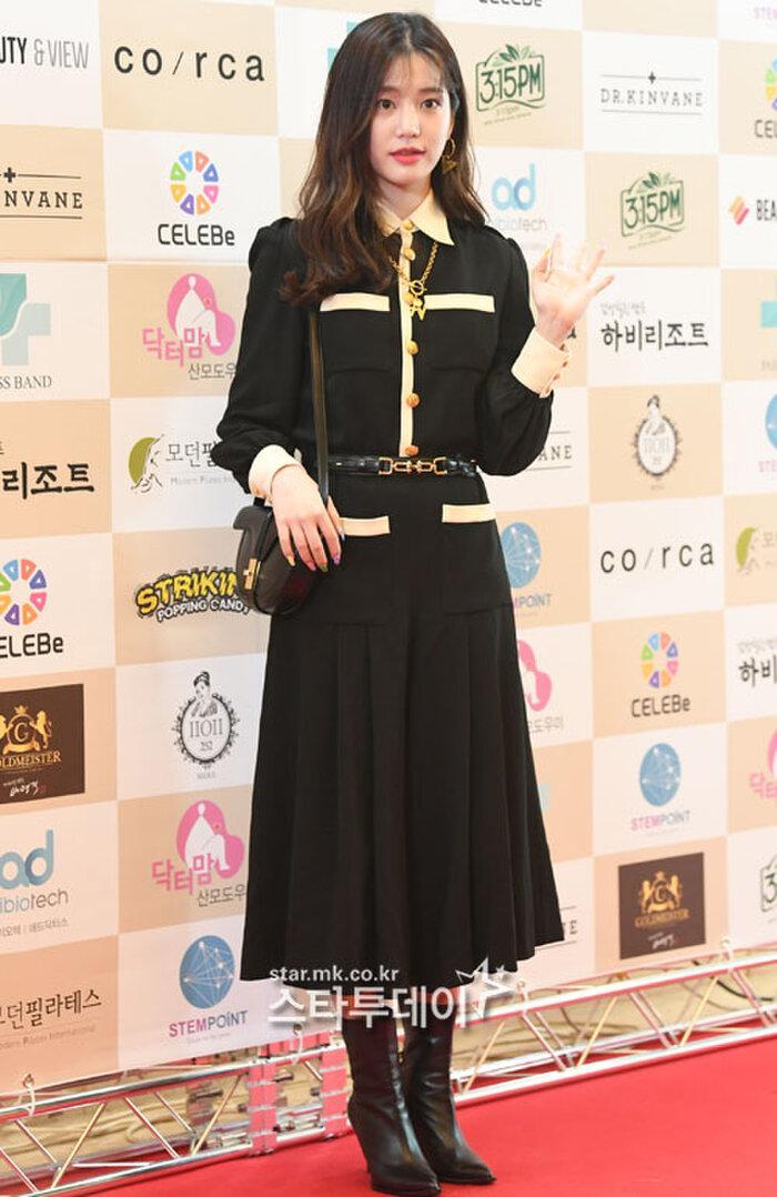 Lễ trao giải 'VHNT 2020': JooE mập lên, Nancy xồ xề như phụ nữ U30 bị Phạm Băng Băng Hàn Quốc áp đảo Ảnh 3