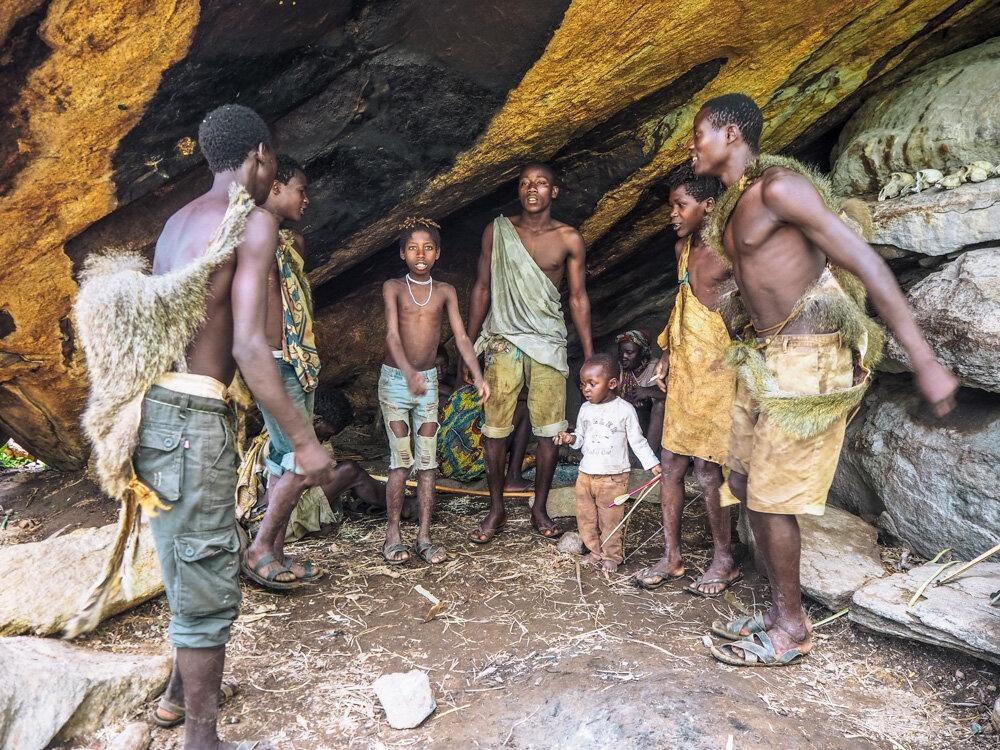 Các bộ lạc châu Phi vẫn sống du mục, tự cung tự cấp Ảnh 7