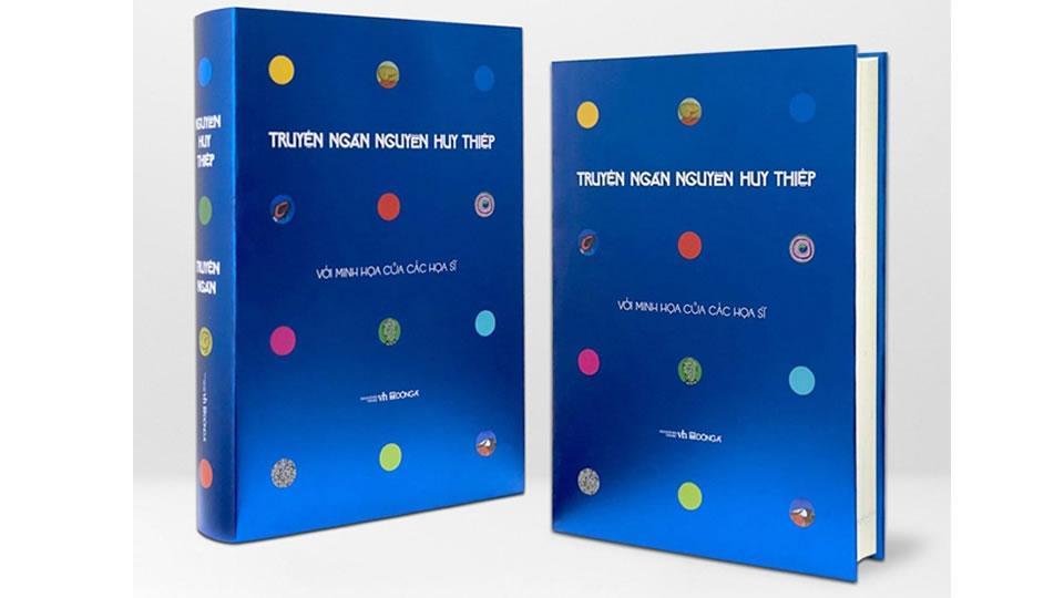 Ấn bản mới 'Truyện ngắn Nguyễn Huy Thiệp' Ảnh 1