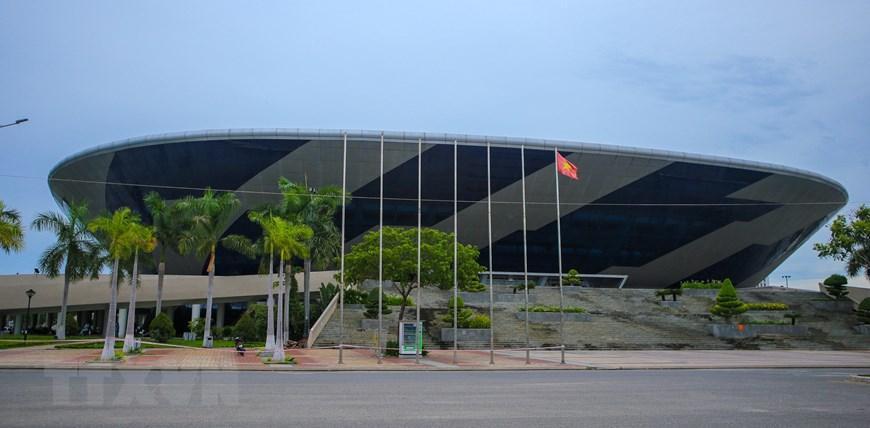 Bệnh viện dã chiến Cung thể thao Tiên Sơn tại Đà Nẵng Ảnh 14