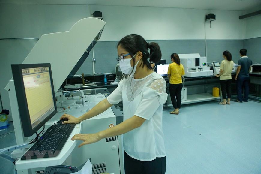 Bệnh viện dã chiến Cung thể thao Tiên Sơn tại Đà Nẵng Ảnh 11