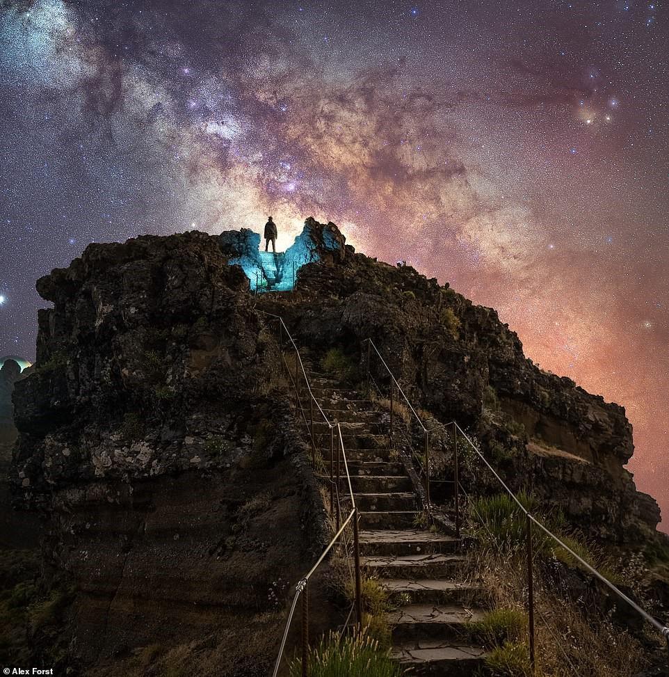 Chiêm ngưỡng vẻ đẹp mê hồn bầu trời đêm đầy sao ở Thụy Sĩ Ảnh 8