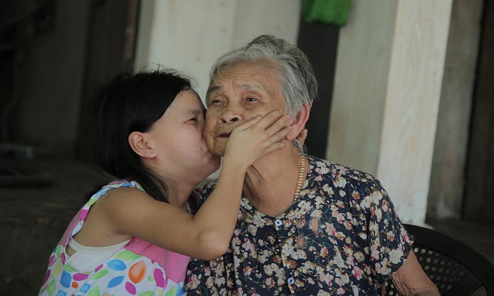 Cảnh ngặt nghèo của người cha xe ôm có nhiều con cần mổ tim gấp Ảnh 6