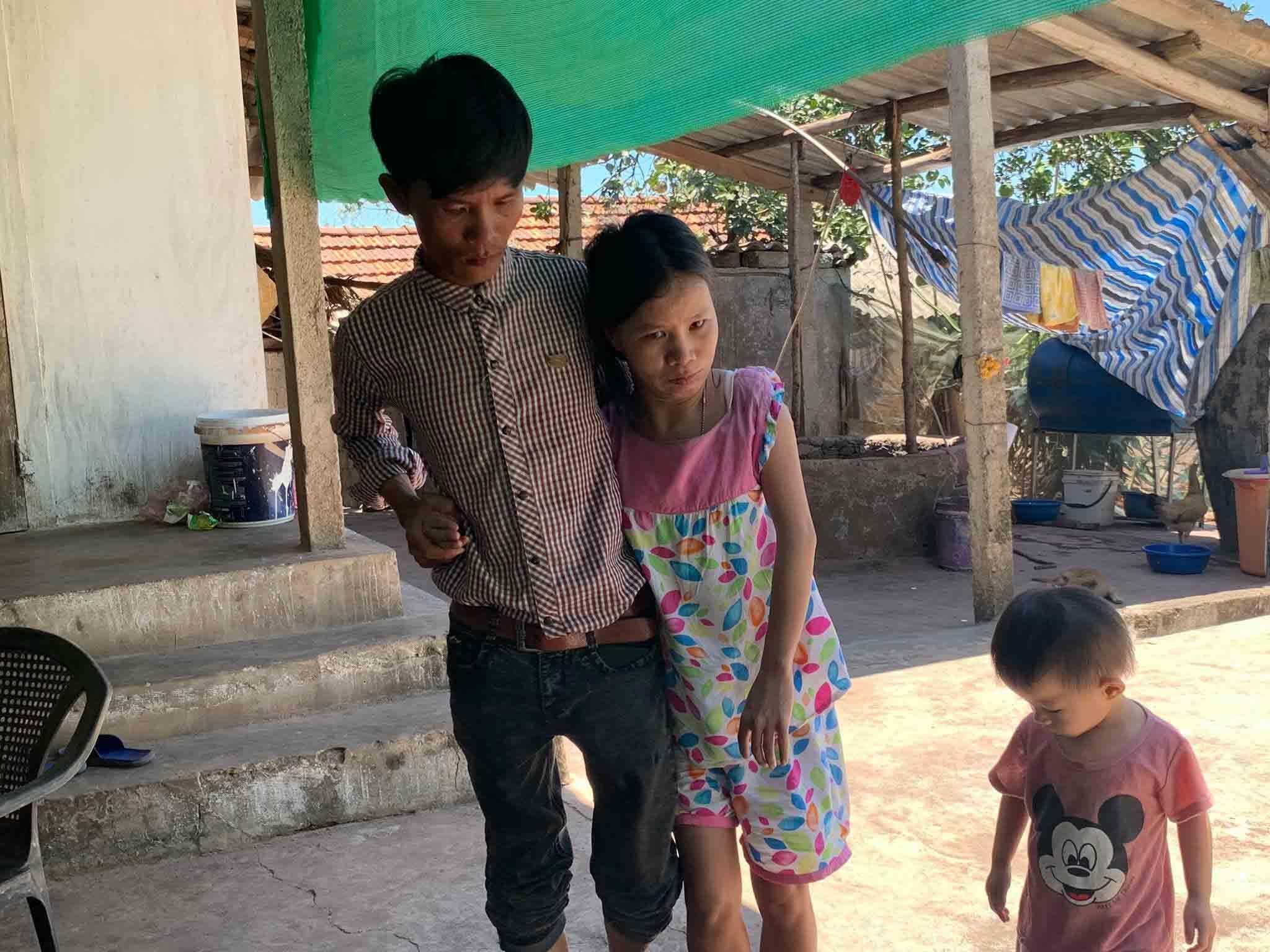 Cảnh ngặt nghèo của người cha xe ôm có nhiều con cần mổ tim gấp Ảnh 5