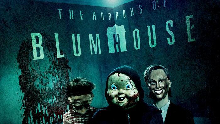 Đế chế kinh dị Blumhouse chơi lớn: Sản xuất tới 8 phim chỉ để chiếu mạng Ảnh 1