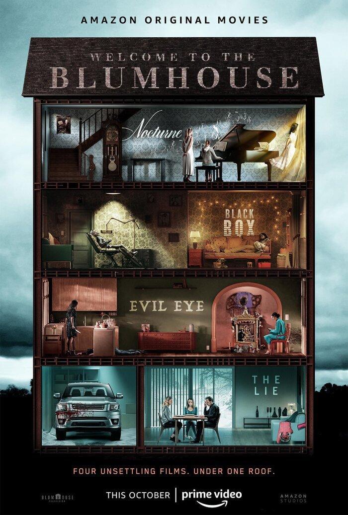 Đế chế kinh dị Blumhouse chơi lớn: Sản xuất tới 8 phim chỉ để chiếu mạng Ảnh 2