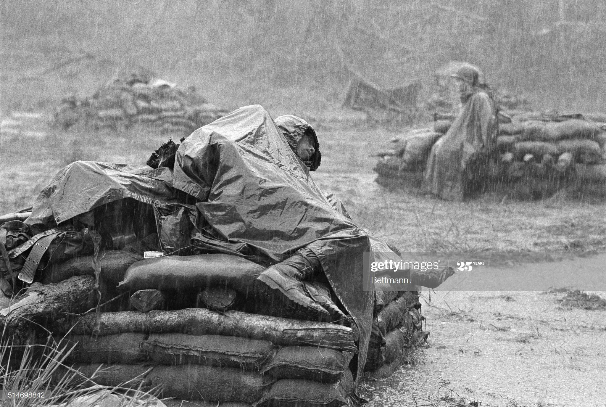Ảnh độc: Giấc ngủ của lính Mỹ trong chiến tranh Việt Nam Ảnh 3