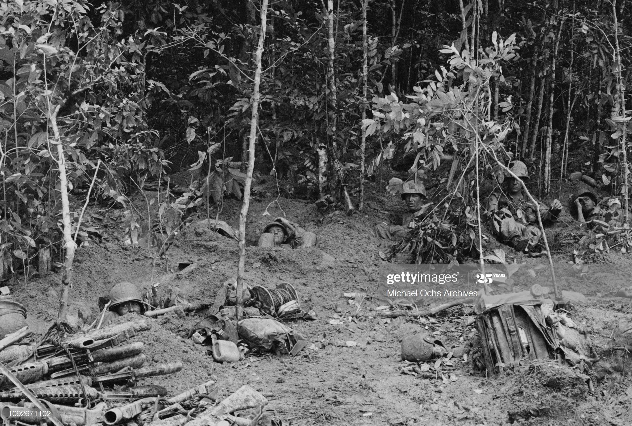 Ảnh độc: Giấc ngủ của lính Mỹ trong chiến tranh Việt Nam Ảnh 4