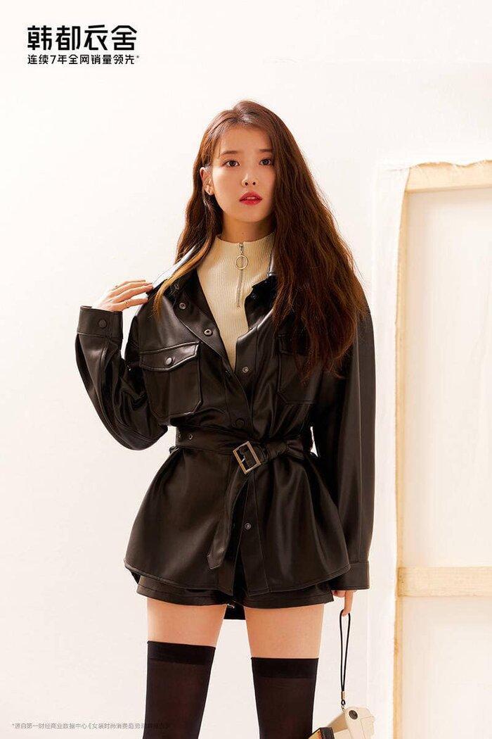 IU trở thành giám đốc thời trang kiêm mẫu đại diện cho nhà mốt hàng đầu Trung Quốc Ảnh 8