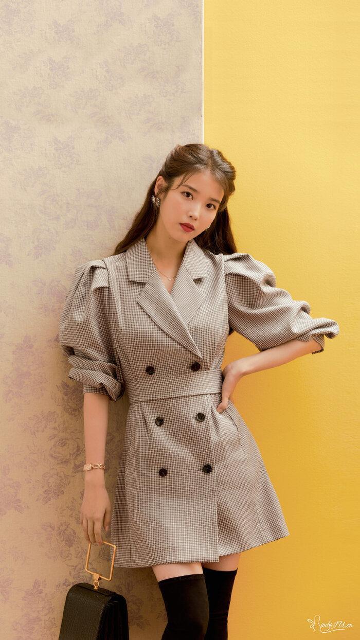 IU trở thành giám đốc thời trang kiêm mẫu đại diện cho nhà mốt hàng đầu Trung Quốc Ảnh 1