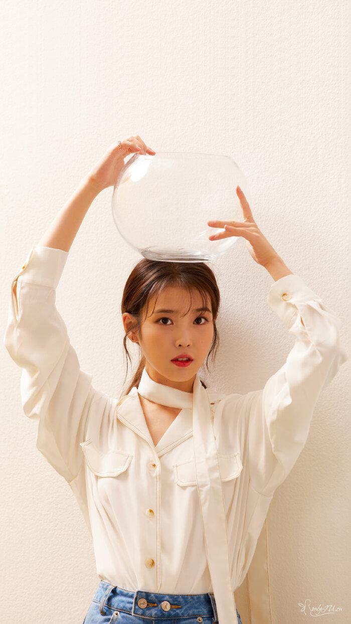 IU trở thành giám đốc thời trang kiêm mẫu đại diện cho nhà mốt hàng đầu Trung Quốc Ảnh 4