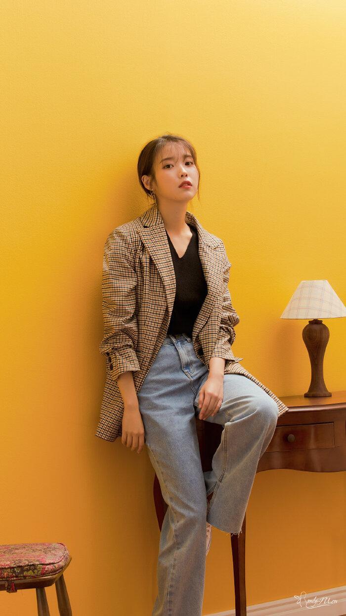 IU trở thành giám đốc thời trang kiêm mẫu đại diện cho nhà mốt hàng đầu Trung Quốc Ảnh 5