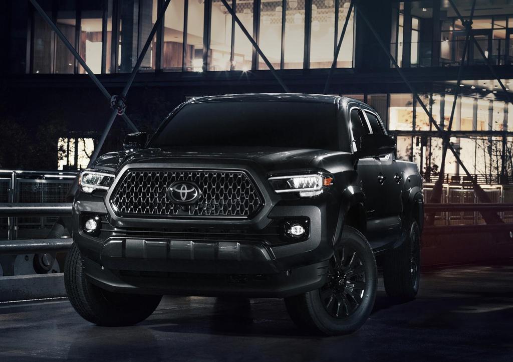 Bán tải Toyota Tacoma 2021 ra mắt, giá từ 26.150 USD Ảnh 6