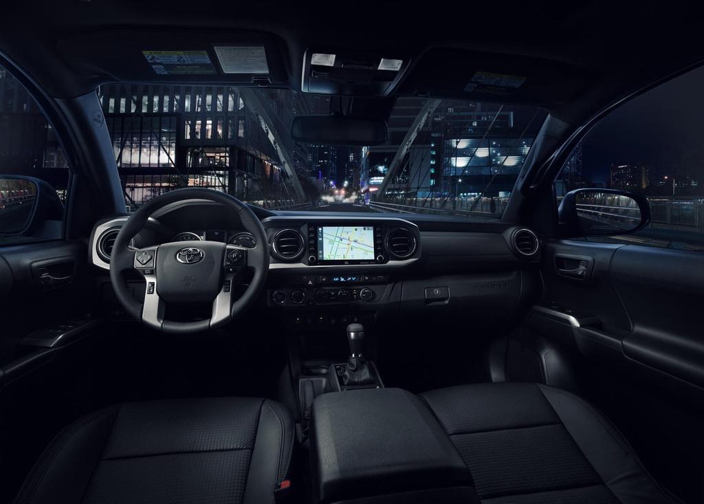 Bán tải Toyota Tacoma 2021 ra mắt, giá từ 26.150 USD Ảnh 11