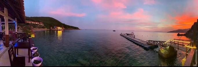 Lãng mạn biển đêm trên đảo Đông Tằm Ảnh 1