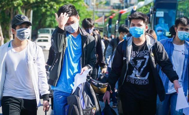 Đề nghị mở 2 tuyến tàu hỏa đưa 10.000 người rời khỏi Đà Nẵng Ảnh 1