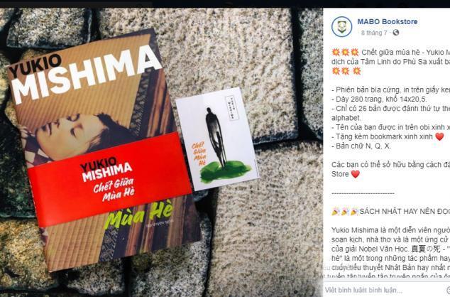Fanpage Mabo Bookstore bán sách lậu? Ảnh 2